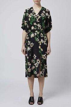 Photo 2 of Daisy Kimono Midi Dress by Boutique