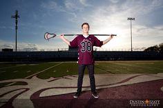 Utah Male Senior Photography Lacrosse Player