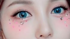 ' Kira Kira Makeup ' แต่งตาหวานสไตล์สาวฮาราจูกุ ด้วยสติ๊กเกอร์และกากเพชรสุดน่ารัก! - The Passion
