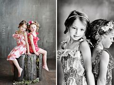 Gorgeous colours on a beautiful set Sibling Poses, Girl Poses, Siblings, Children Photography, Family Photography, Photography Ideas, Ugg Kids, Child Photo, Tree Stump