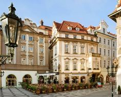 At Old Town Square, Prague, Czechia #city #houses #prague #czechia