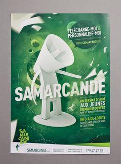 Samarcande Poster