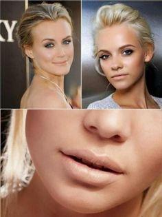"""Как сделать """"Голый"""" макияж: простые советы.   Школа красоты"""
