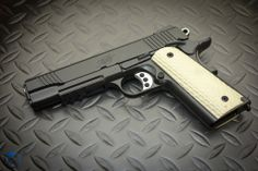 Built for combat and featured accordingly, The 1911 Warrior is one of the best Kimber pistols for duty carry or personal defense