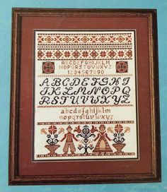Sampler Collection: Designs for Counted Cross Stitch or Needlepoint Susan Treglown Something Special 1983 Black/white charts Contents include: - Wreath Sampler - Life Sampler - Alphabet Sampler - Cluny Sampler - Quilt Sampler - Smile Sampler - Snowflake Sampler - Floral Border Due