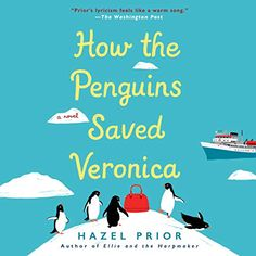 First Chapter First Paragraph Tuesday Intros:How the Penguins Saved Veronica by Hazel Prior » I'd Rather Be At The Beach Biological Parents, Baby Penguins, Adopting A Child, Chapter One, Self Discovery, Book Gifts, Reading Lists, Veronica, Audio Books