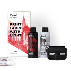 Fab.com | Fabric Printing Kit Red