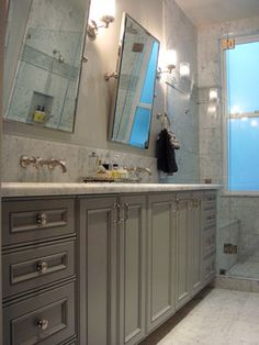 Winder Gibson Architects , shower location