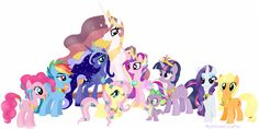 My+Little+Pony:+Friendship+Is+Magic+(My+Style)+by+NightmareLunaFan.deviantart.com+on+@deviantART