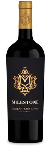 Milestone Wines Cabernet Sauvignon red wine (best tasting wine ever)