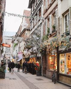 Strasbourg, France transforms into a real life Christmas village. I have been to Strasbourg before, but never during Christmas. Christmas Town, Christmas Travel, Christmas Villages, Christmas Markets, Merry Christmas, Hygge Christmas, Victorian Christmas, Christmas Christmas, Winter Wonderland