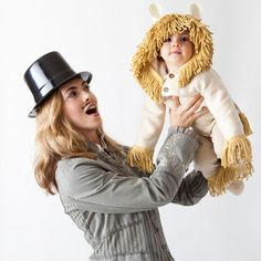 Diy Lion Costume Inspirational Circus Party Turn Into A Tiger or Lion Instantly Tutorial. Baby Lion Costume, Tiger Halloween Costume, Giraffe Costume, Baby Girl Halloween Costumes, Homemade Halloween Costumes, Halloween Kids, Halloween Stuff, Tutu Costumes Kids, Animal Costumes Diy