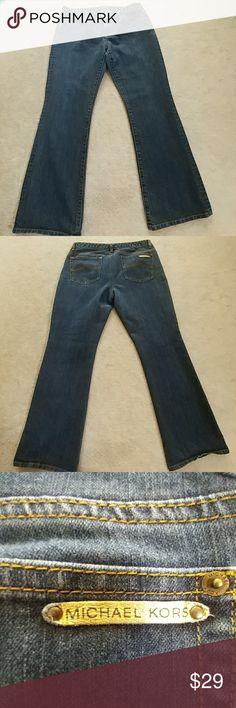 Michael Kors Boot Cut Jeans Michael Kors Boot Cut Jeans Michael Kors Jeans Boot Cut