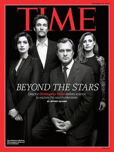 TIME Interstellar cover