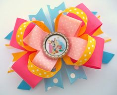 Pretty Princess Boutique Handmade Hair Bow