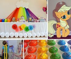My Little Pony Party Ideas | Pony Party Ideas at Birthday in a Box