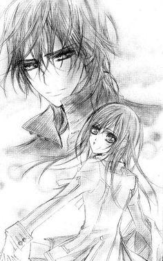 Vampire Knight - Kaname and Yuki ♡