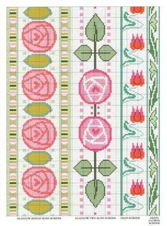 Gallery.ru / Фото #102 - Art Nouveau Cross Stitch - CrossStich