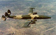 Lockheed EC-121 1954-1982 (militarised version of the Constellation)