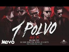 Maluma - Un Polvo ft. Bad Bunny, Arcángel, Ñengo Flow, De La Ghetto - YouTube