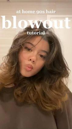 Hair Tips Video, Aesthetic Hair, Aesthetic Grunge, Dream Hair, Grunge Hair, Layered Hair, Hair Highlights, Hair Looks, Hair Inspiration