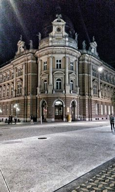 Main Post office | Ljubljana #Slovenia #Ljubljana