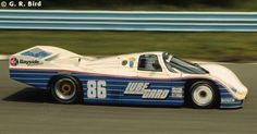 RSC Photo Gallery - Watkins Glen 6 Hours 1984 - Porsche 962 no.86 - Racing Sports Cars