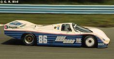 RSC Photo Gallery - Watkins Glen 6 Hours 1984 - Porsche 962 no.86 - Racing Sports Cars