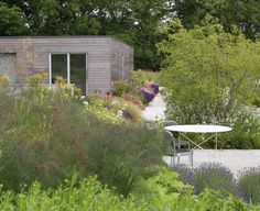 Winner of the SGD Medium Residential Garden Award 2016 - Andy Sturgeon FSGD - Gardening Landscape Architecture, Landscape Design, Sussex Gardens, Love Garden, Garden Ideas, Modern Garden Design, Outdoor Spaces, Outdoor Decor, Art Sculpture