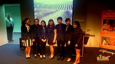 Group Photo with Berjaya University College Hospitality Students