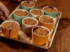 Cherry Almond Crisp Recipe : Ree Drummond : Food Network - FoodNetwork.com
