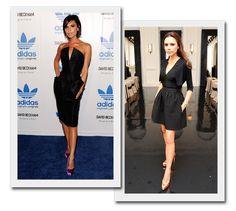 A evolução de estilo de Victoria Beckham