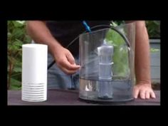 ▶ Aquaponics Trouble Free Bell Syphon - Automatic Siphon for Flood and Drain Beds - YouTube