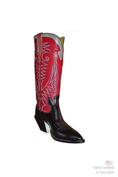 Custom Cowboy Boots Design - The Apache Junction: 37A from Paul Bond Boots