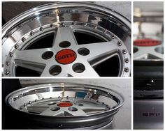 Gotti G1001 cult classic wheels