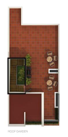 CASA EN ANTIGUA CEMENTERA 2 / HOUSE IN CEMENTERA 2 on Behance
