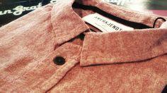 _ stoneshoppescara _  Shirt by Anerkjendt  Misto lino in 2 colorazioni  #stoneshoppescara #anerkjendt