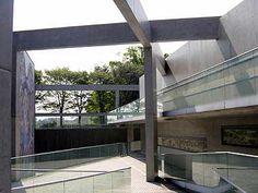 Garden of Fine Arts, Kyoto Japan (1994) | Tadao Ando