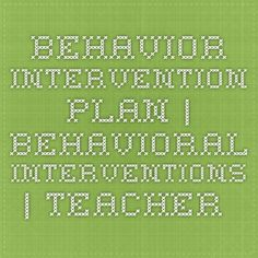 How To Conduct A Functional Behavioral Assessment And Create A