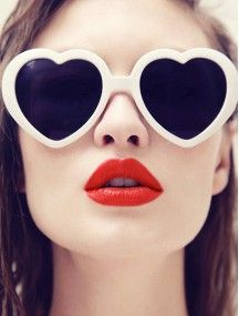 Feeling bold? Rock this #red lip for #Valentine'sDay