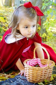 How to make your own little red riding hood or other tutu costume diy little red riding hood costumecloak 2t 4t toddler halloween solutioingenieria Choice Image