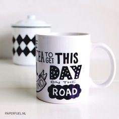 Lettering for Paper fuel mug #lettering #handlettering #typography #paperfuel