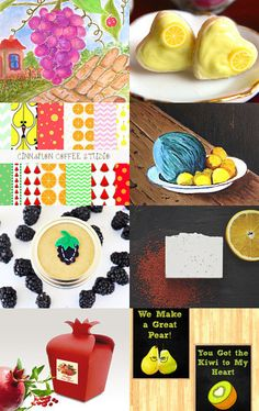 Fruit Loops by P Petrocy on Etsy--Pinned with TreasuryPin.com
