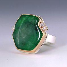 Jamie Joseph - Emerald Ring