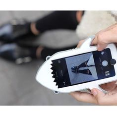 Stella McCartney Shark Iphone 6 & 6s New without tags Stella McCartney Accessories Phone Cases