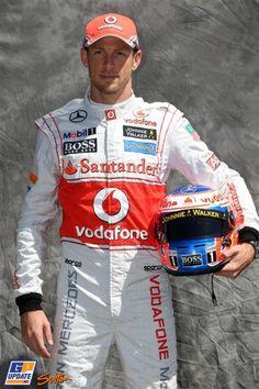 Jenson Button, McLaren, 2013 Australian Formula 1 Grand Prix, Formula 1