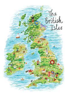 The British and Emerald Isles