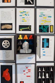 Documents Open (Source) Hearing #impression3d #salonmontrouge #salondemontrouge #Manifeste #recherche #communauté #open_source Partition #Florent_lagrange #art #partage #3dPrint #makerbot #media_archeology