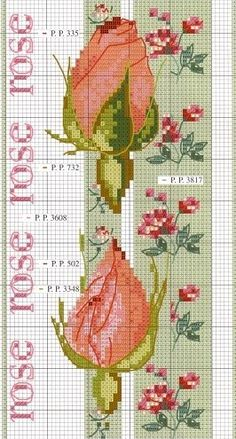 Point de croix - cross stitch ❤️✼❤️✼