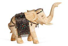 Elephant Sculpture on OneKingsLane.com